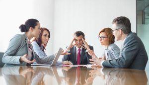 Conversaciones organizacionales, ¿el problema?