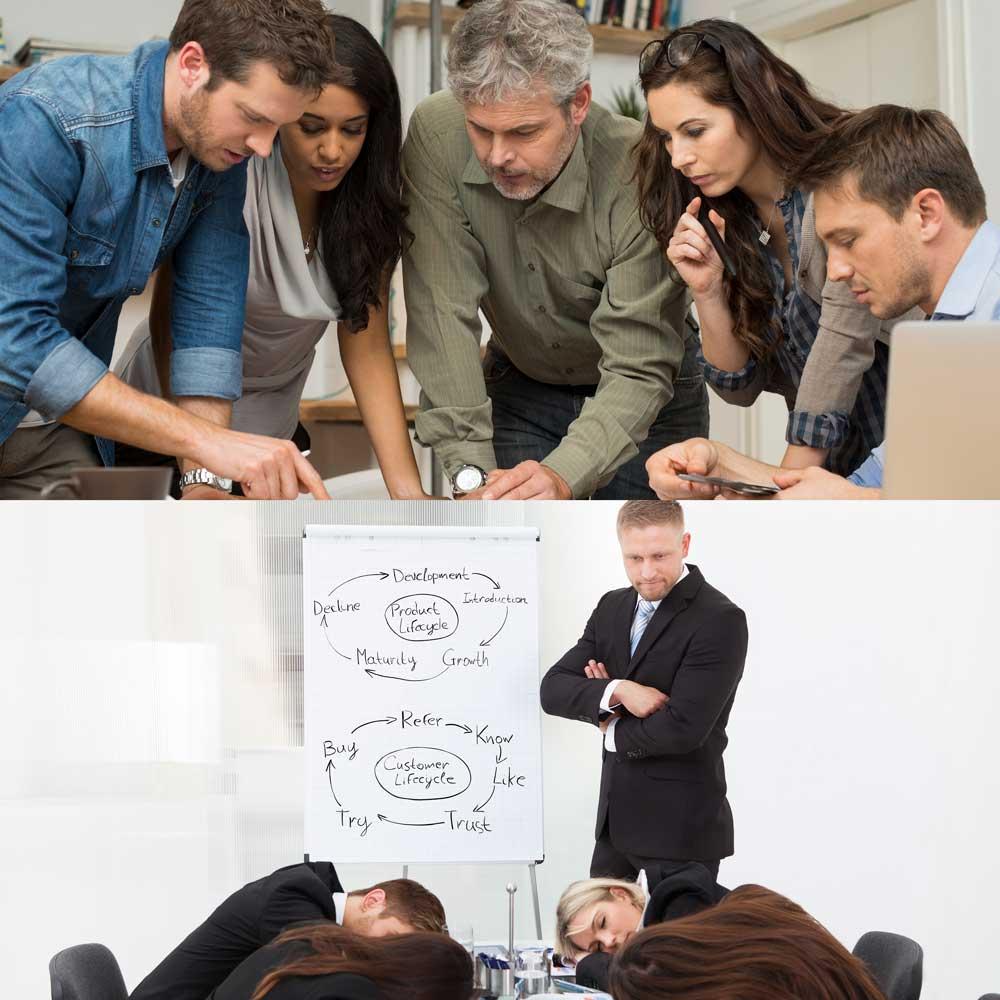 instructors facilitators
