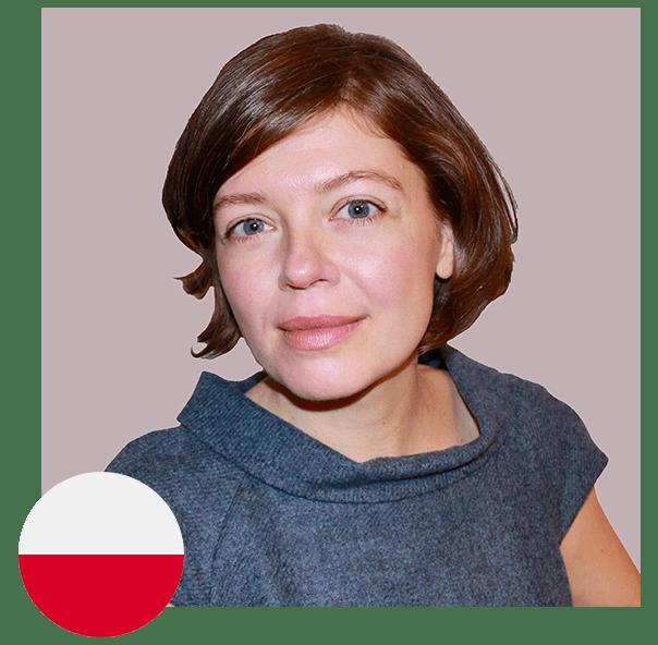 Patrycja Sosnowska-Buxton