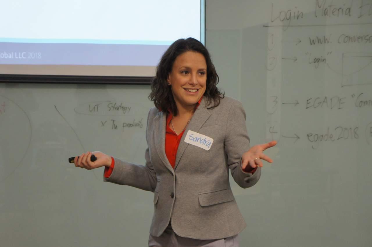 Sandra Santos Conversari Gloal