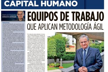 Ricardo Otero & Agile Teams